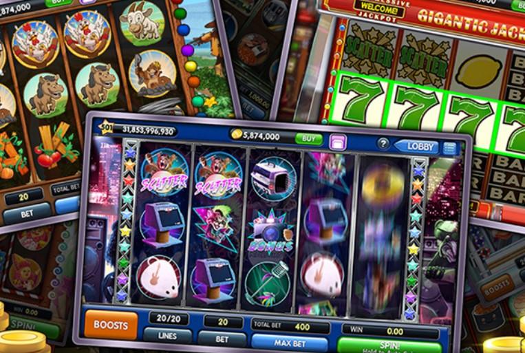 Игровые автоматы копилка онлайн