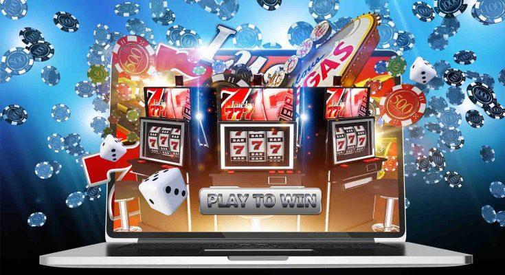 Правила игры в игровые автоматы в казино